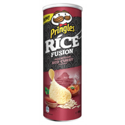 Pringles Rice Malaysian Red Curry