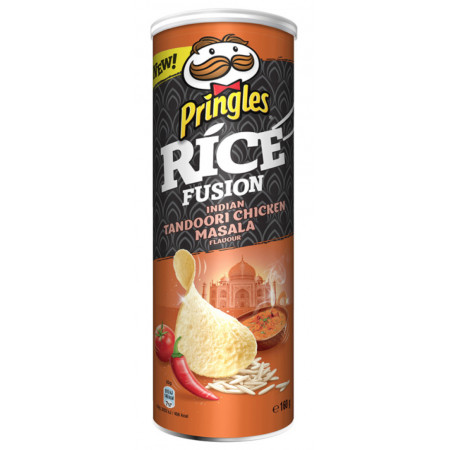 Pringles Rice Fusion Indian Tandoori Chicken