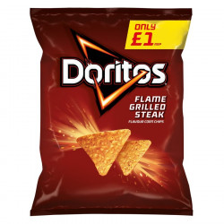 Doritos Flame Grilled Steak 80g