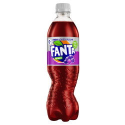Fanta Grape Zero Sugar 500ml