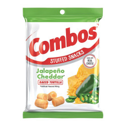 Combos Jalapeno and Cheddar 178,6g