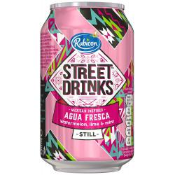 Rubicon Street Drinks Agua Fresca