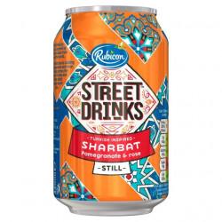 Rubicon Street Drinks Sharbat