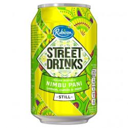 Rubicon Street Drinks Nimbu Pani