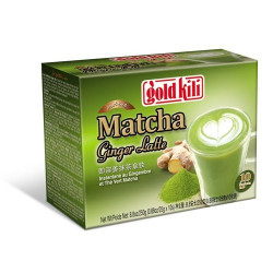 Gold Kili Instant Matcha Ginger Latte