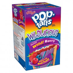 Pop Tarts Frosted Wildberry Box