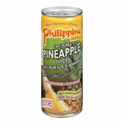 Philippine 100% Pineapple Juice