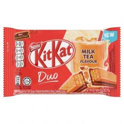 KitKat Duo Milk Tea Flavour