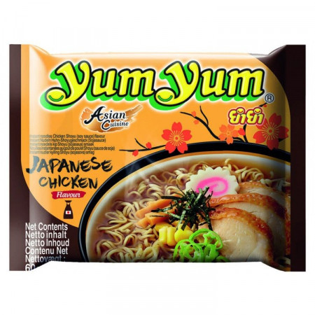 Yum Yum Japanese Chicken Noodles