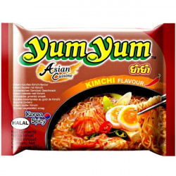 Yum Yum Kimchi Noodles