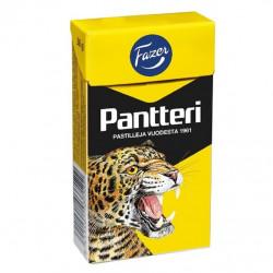 Fazer Pantteri Liquorice Pastilles 38g