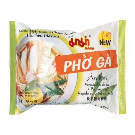 Mama Pho Ga Noodles Wietnamska Zupa Instant Sklep Scrummy