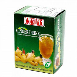 Gold Kili Instant Honey Ginger Drink