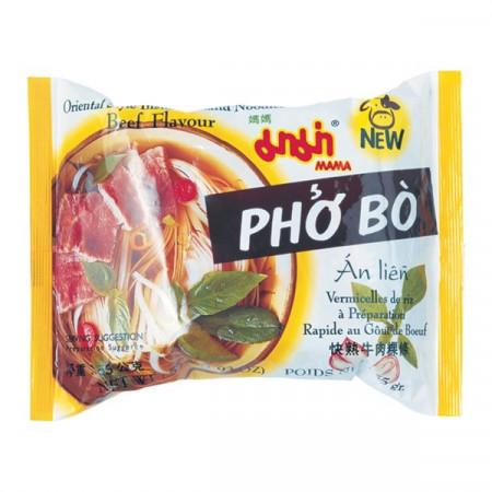 Mama Pho Bo Noodles Wietnamska Zupa Instant Sklep Scrummy