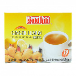 Gold Kili Instant Honey Ginger Lemon Drink