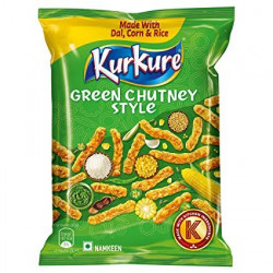 Kurkure Green Chutney Chips