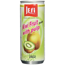 Jefi Kiwi Fruit with Pulp Drink