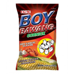 Boy Bawang Fried Corn Hot Garlic