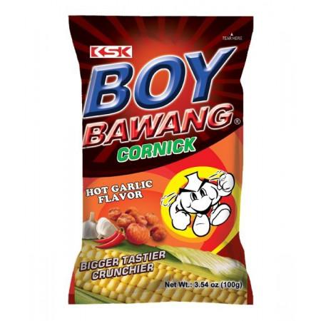 Boy Bawang Fried Corn Hot Garlic