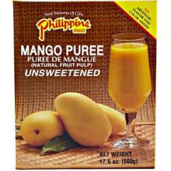 Philippine Mango Puree 500g