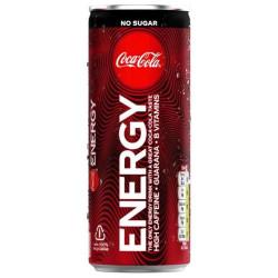 Coca-Cola Energy Drink No Sugar