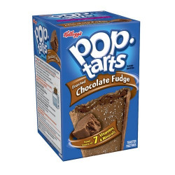 Pop Tarts Frosted Chocolate Fudge Box