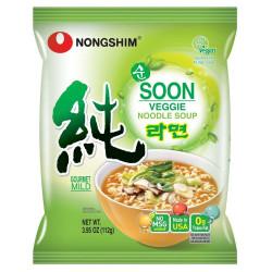 Nongshim Soon Veggie Noodle Ramyun
