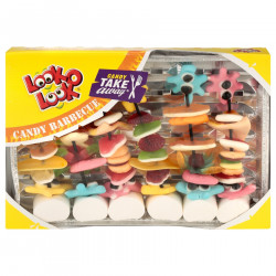 Look-O-Look Candy Barbecue