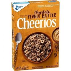 Cheerios Chocolate Peanut Butter