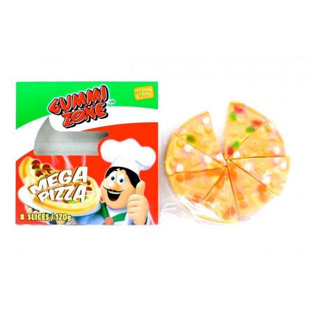 Gummi Zone Mega Pizza 120g