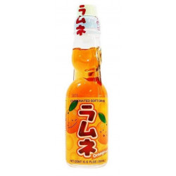 Hata Orange Ramune Soda