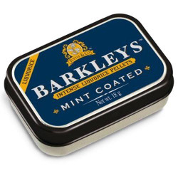 Barkleys Liquorice Mint Coated