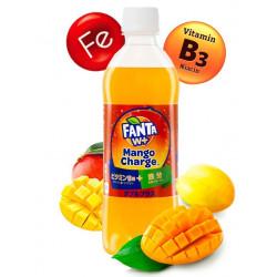 Fanta W+ Mango Charge Japan