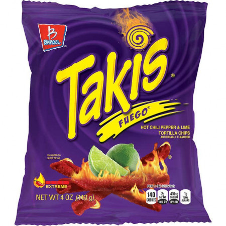Takis Fuego Chips