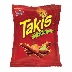 Takis Nitro Tortilla Chips