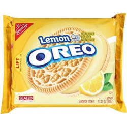 Golden Oreo Lemon Creme