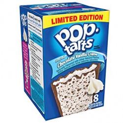 Pop Tarts Frosted Chocolate Vanilla Creme