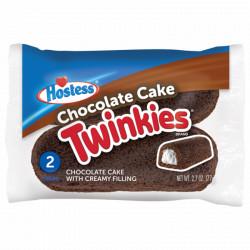 Hostess Twinkies Chocolate Cake 2-pack