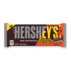Hershey's Milk Chocolate & Reese's Pieces - 36 szt.
