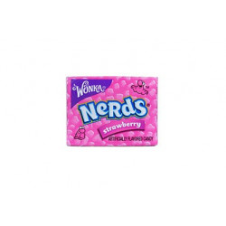 Wonka Nerds Mini Seriously Strawberry