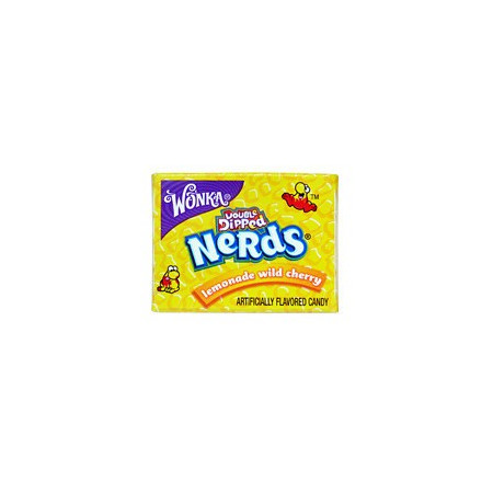 Wonka Nerds Mini Lemonade Wild Cherry