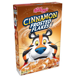 Kellogg's Cinnamon Frostet Flakes