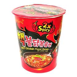 Samyang 2x Spicy Hot Chicken Flavour Ramen CUP