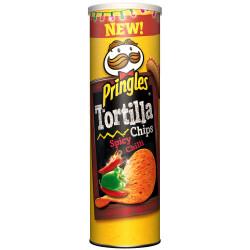 Pringles Tortilla Spicy Chili