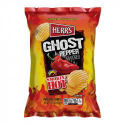 Herr's Smokin' Hot Ghost Pepper
