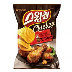 Orion Swing Marinated Chicken Chips