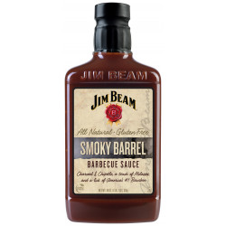 Jim Beam BBQ Sauce Smoky Barrel