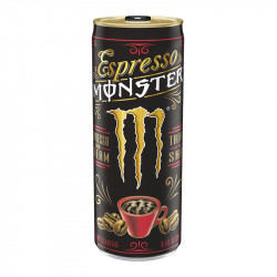Monster Espresso and Milk