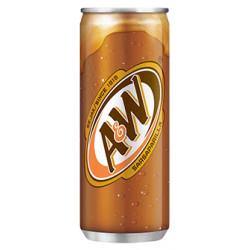 A&W Root Beer Sarsaparilla 320ml Malaysia