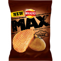 Walkers MAX Flame Grilled Steak